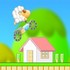 Jeux Mouton motard