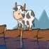 Jeux Vache équilibrée