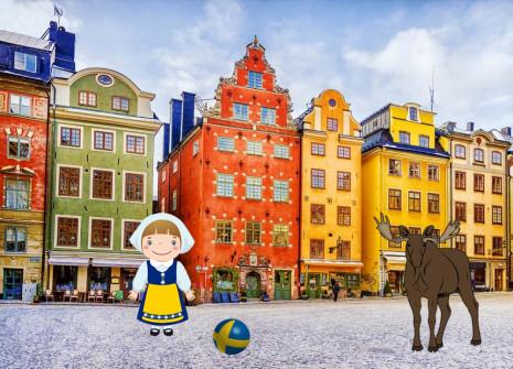 Evadez-vous avec le mois de la Suède sur Farmzer !