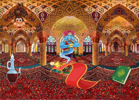 Evadez-vous au soleil avec le mois de l'Iran!